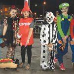 Octoberfest Costume Winners