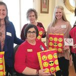 Fine Arts Club participates in statewide Women's Club's Veterans Day project