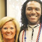 Williams receives scholarship