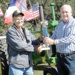 Sweet Potato Festival Tractor Show