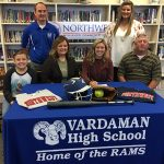 Lucius signs to play softball at Northwest