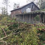 Tornado touches down on county road 361