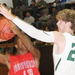 Gosa leading Cougars to good start on hardwood