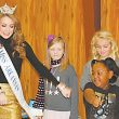 Miss Arkansas vists VES
