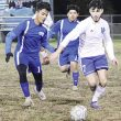 Vazquez sets scoring mark as Ram soccer wins