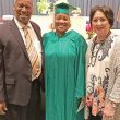 Tina King overcomes 'hurt' to achieve dream of diploma