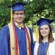 Austin, May to lead Bruce High School graduating class