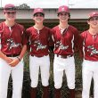 Bruce players competing in Cotton States League