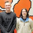 Pennington, Mathieu earn teacher, student honors