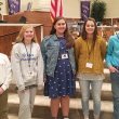 Calhoun Academy students advance in Spelling Bee