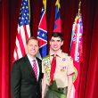 Head earns Eagle Scout