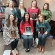Teachers of the Year honored at school board meeting