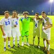 Vardaman soccer wins two of three prior to break