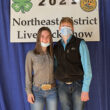 Locals excel at Northeast District Cattle Show